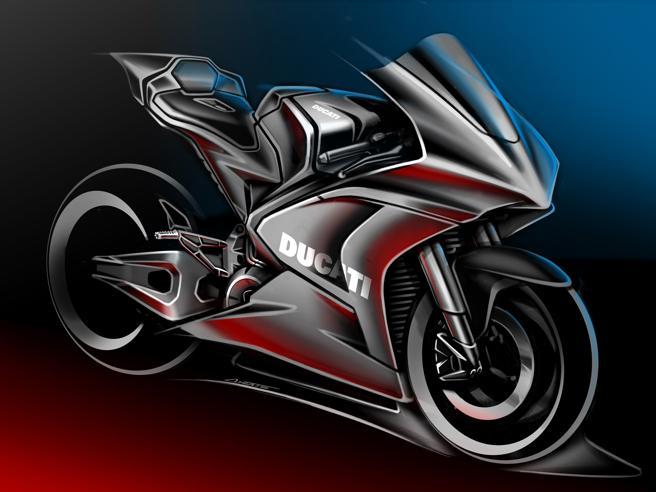Ducati: il debutto della sportiva elettrica