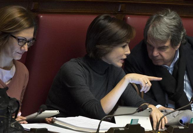Brunetta e Carfagna con Gelmini: «In Forza Italia malessere diffuso»
