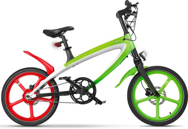 V-Ita, la startup che (ri)crea le  bici elettriche su misura: stile italiano e  hi-tech