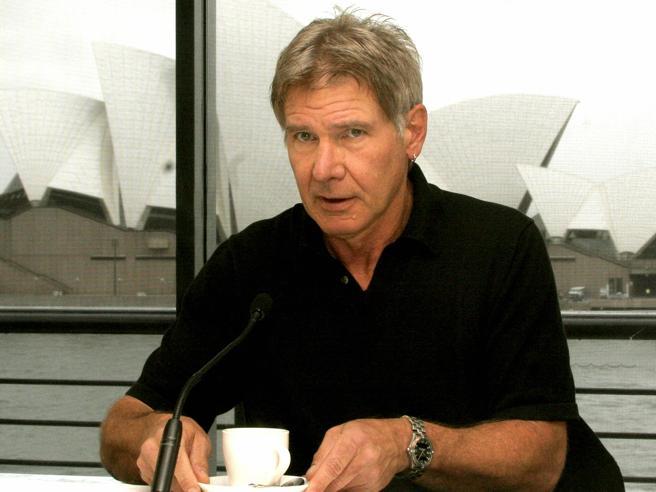 Harrison Ford perde la carta di credito a Palermo, gliela restituisce il figlio di Paolo Borsellino