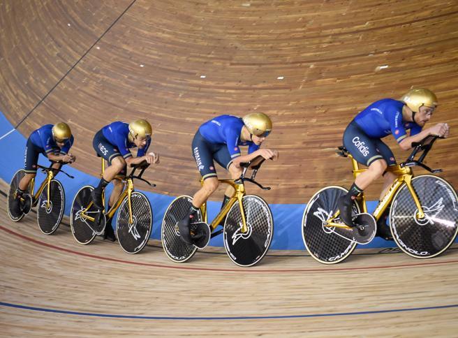 Rubate ai Mondiali di Roubaix 20 bici ai pistard azzurri: valgono quasi 400mila euro