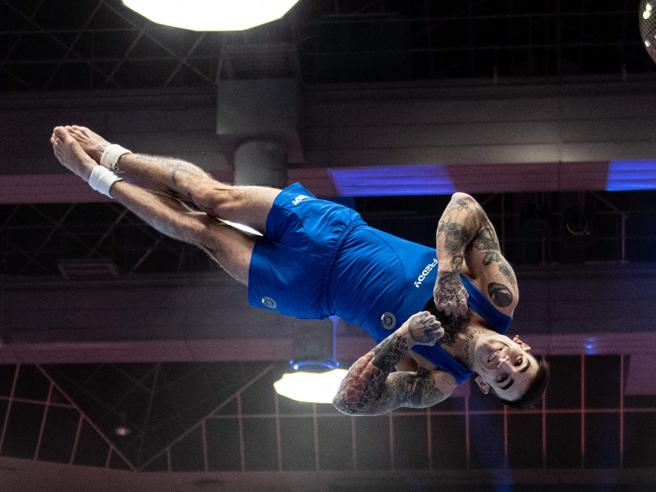 Mondiali ginnastica artistica, Nicola Bartolini oro a sorpresa nel corpo libero