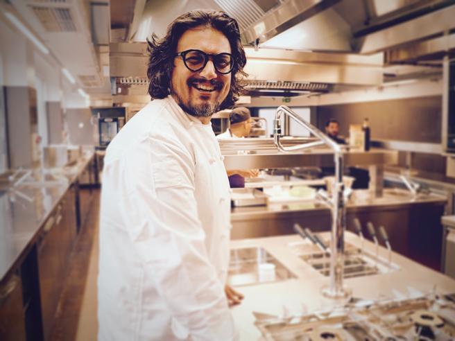 Alessandro Borghese: «Non trovo personale, pochi vogliono ancora fare lo chef»