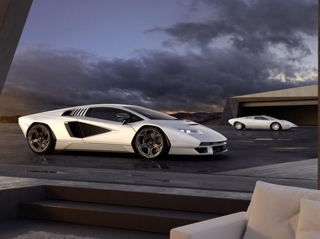 La nuova Lamborghini Countachfa infuriare Marcello Gandini