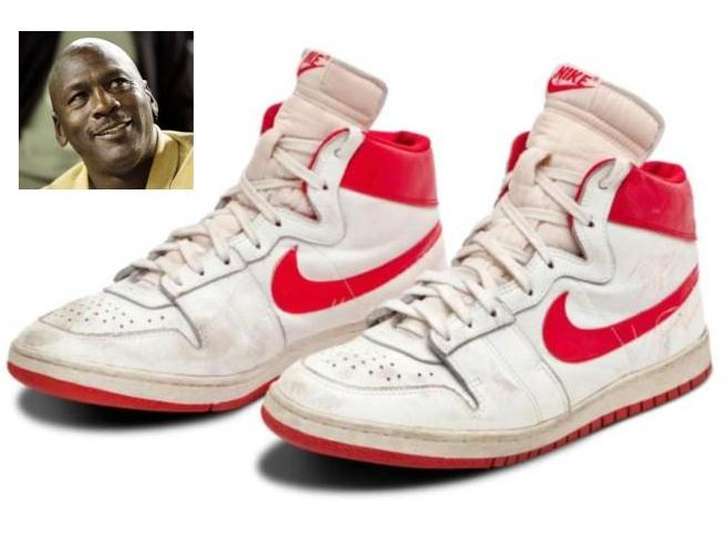 Nike Jordan, le sneaker più care del mondo: Air Ship del 1984 vendute all'asta da Sotheby's per un milione e 472 mila dollari