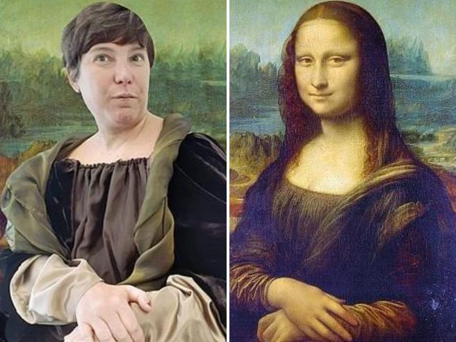 Così giovani e adulti down interpretano le opere d'arte. «Io sono la Gioconda»