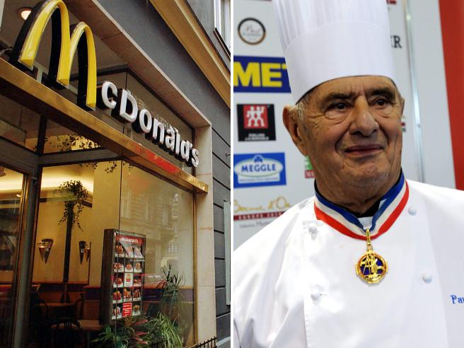 La brasserie di Paul Bocuse sostituita da un McDonald's: a Lione monta la protesta