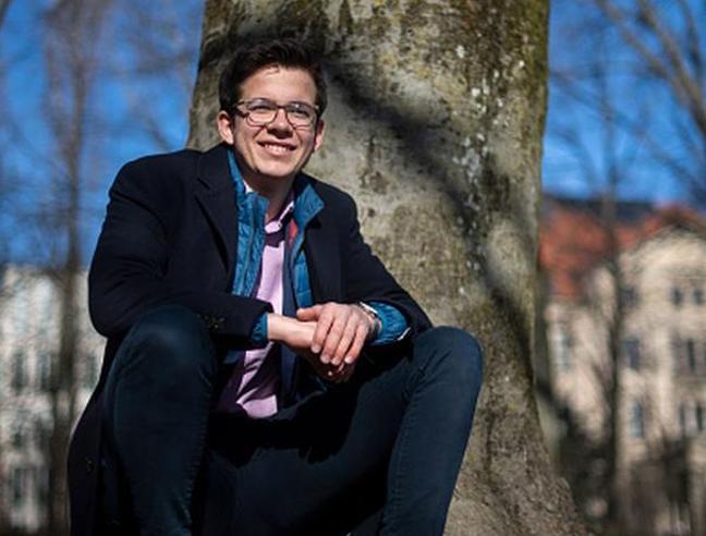 Il sogno del visionario Felix: «Mille miliardi di nuovi alberi per salvare il Pianeta»