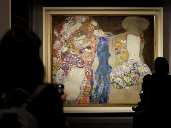 Gustav Klimt. La Secessione e l'Italia: 16 dipinti in mostra a Palazzo Braschi