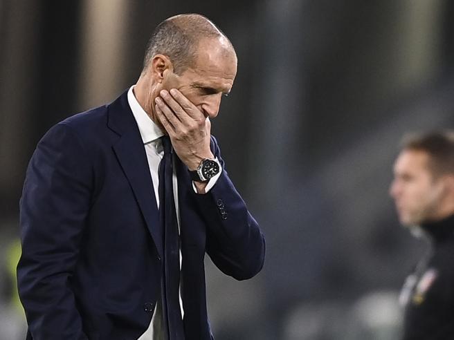Juventus, Sconcerti: il problema di Allegri è che non ha campioni ma solo calciatori normali