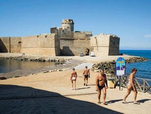 L'America è arrivata in Calabria