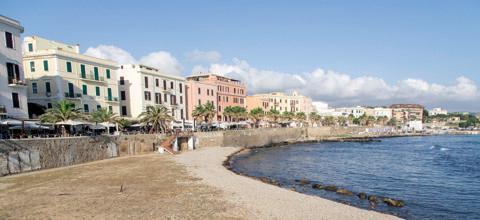 Spiagge, vongole e politica