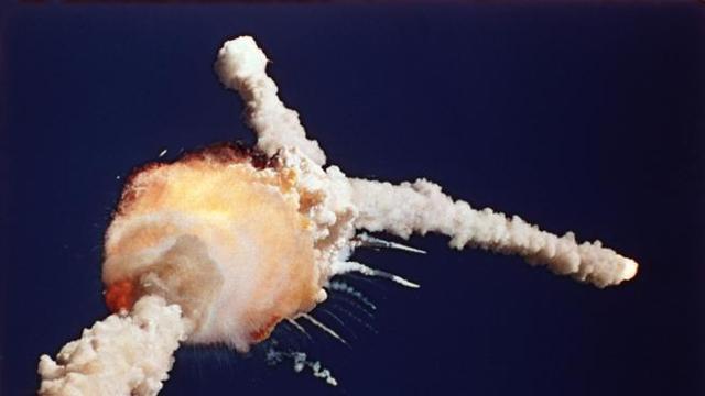 Usa: 30 anni fa il disastro del Challenger, il video dell ...