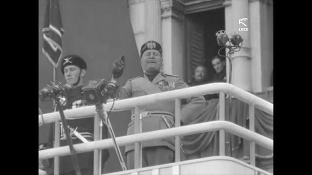 Discorso Camera Mussolini : Alessandra mussolini discorso mattarella negare in toto il