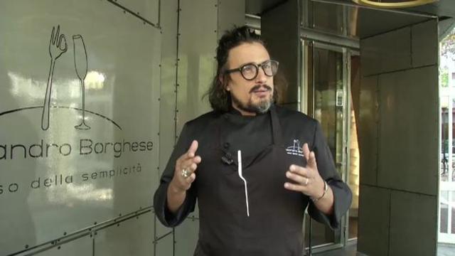 Alessandro Borghese Ristorante Il Video In Anteprima Esclusiva