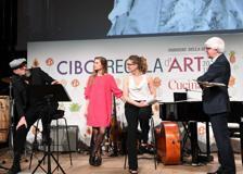 Mario Biondi e Beppe Severgnini insieme per il gran finale di Cibo a Regola d'Arte