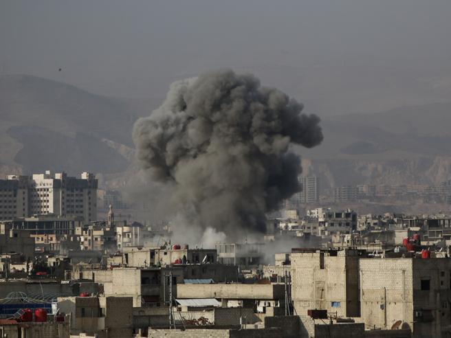 Guerra in Siria, cronologia di una strage annunciata