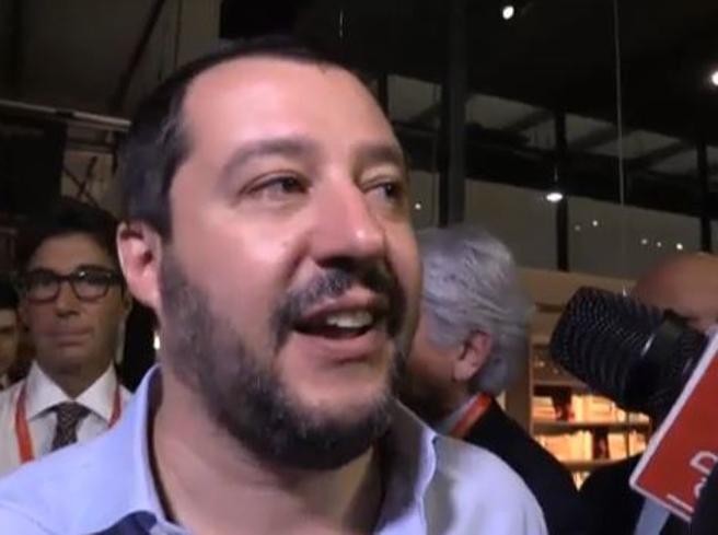 Salvini:  «Italiani hanno votato male? Berlusconi sbaglia,
