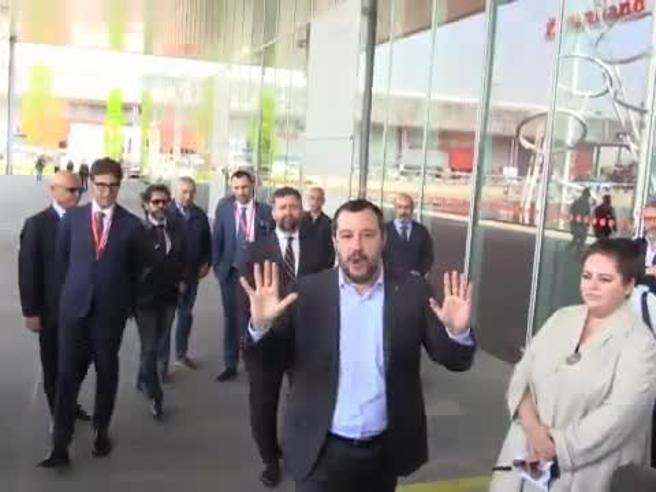 Salvini: «Scendo io in campoPronto a tutto contro un  gove