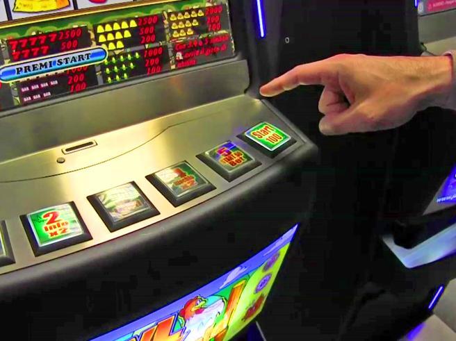 Dizionario slot machine