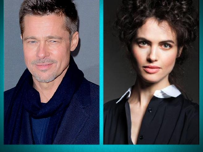 Effetto Amal anche per Brad Pitt? Come l'amico Clooney si è innamorato di una donna bella, forte e normale