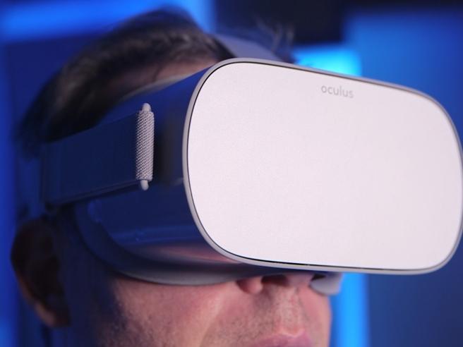 In arrivo in Italia la realtà virtuale di Oculus Go: la nostra prova