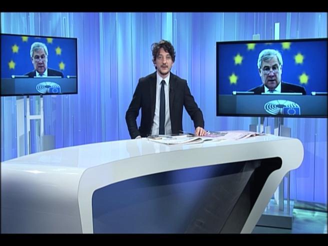 Tajani: «Aspettiamo, ma c'è preoccupazione dall'Ue per il governo»