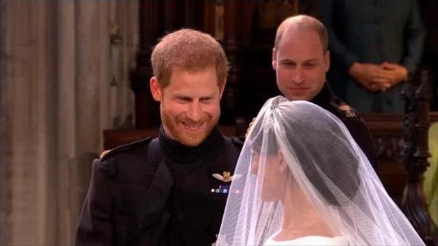 Matrimonio Meghan E Harry : Harry meghan le parole del principe al matrimonio video royal