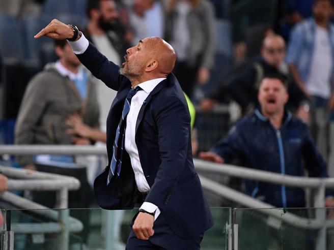 Inter in Champions, l'esultanza senza freni di mister Spalletti