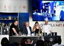 Cibo a Regola d'Arte, si chiude l'edizione di Treviso. Vissani: «La tv  sta rovinando la cucina italiana»