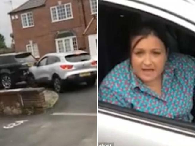 La vendetta della ex: si lancia con la sua auto contro quella del fidanzato e poi dice: «Adesso chiama pure la polizia»