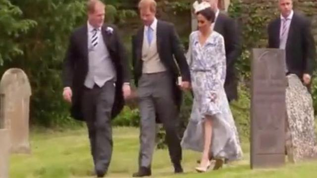 Matrimonio In Inghilterra : Meghan markle con harry d inghilterra al matrimonio corriere tv