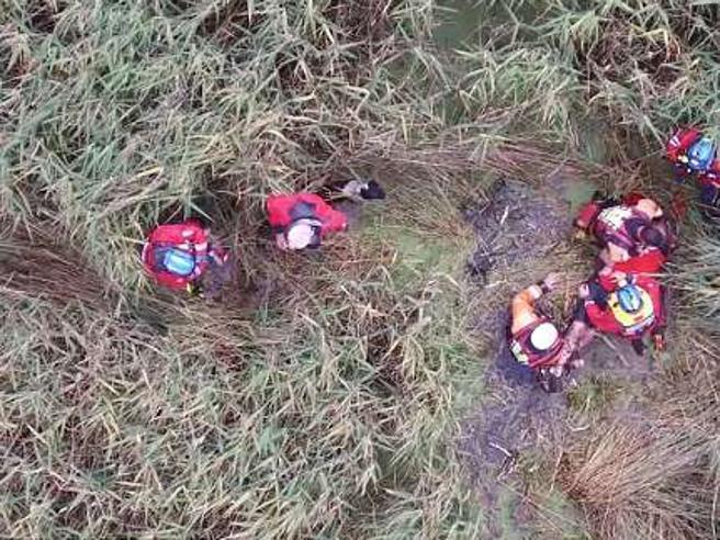 Quando il drone salva la vita: ecco il momento in cui trova una persona dispersa