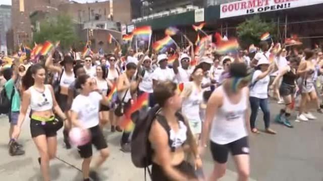gay incontri NYC