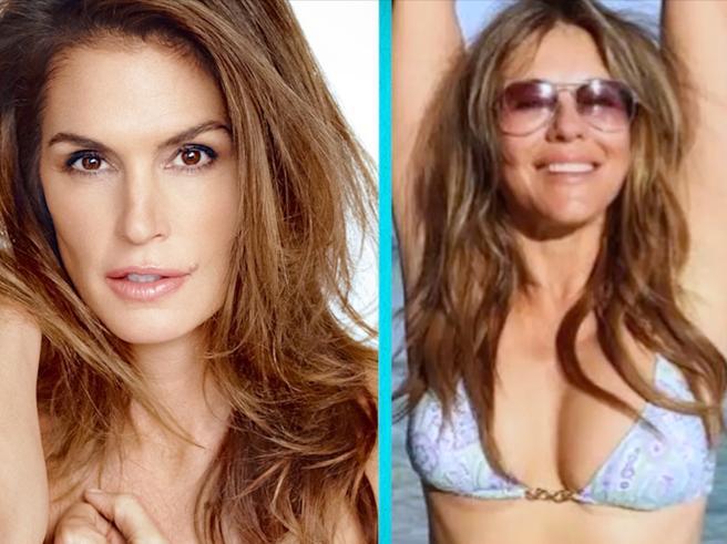 La modella ideale' Dai 50 anni in su ed è pacchia per tutte le over, da Cindy Crawford a Monica Bellucci, richieste come testimonial più delle giovanissime.