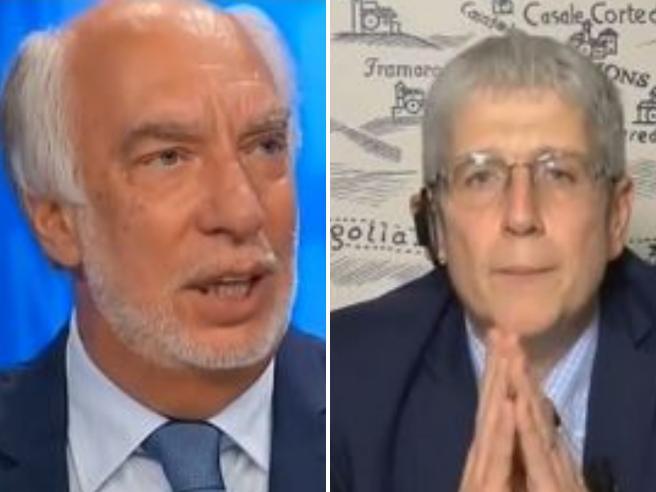 Vitalizi, la lite tra Mario Giordano e Paniz