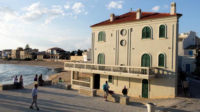 Dalla terrazza di Montalbano - Corriere.it