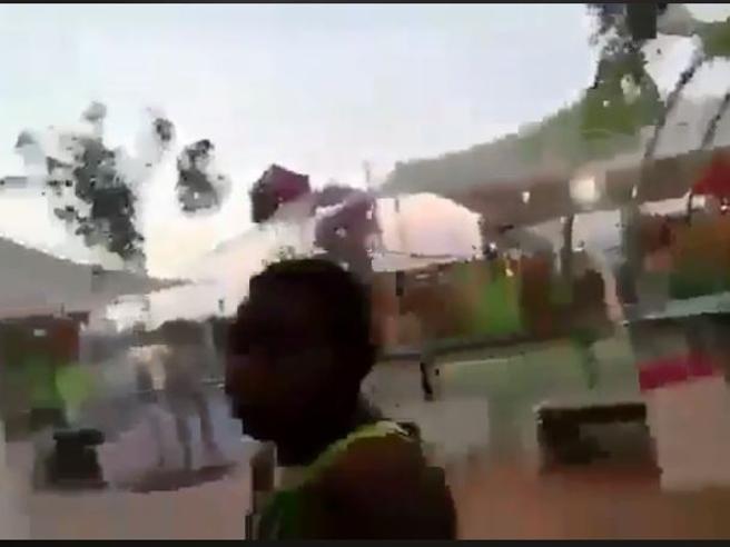 Israele, due razzi lanciati dalla Striscia di Gaza cadono su SderotColpito un parco - Il video
