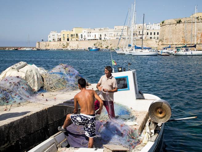 Spiegare la Puglia a una brescianaTutti i video del viaggio di7