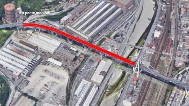Ponte crollato a Genova 279cab45c051