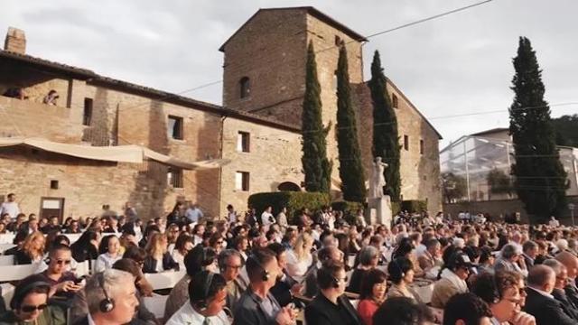 outlet store 0a607 70934 Brunello Cucinelli, rinata la valle di Solomeo. «Un sogno di ...