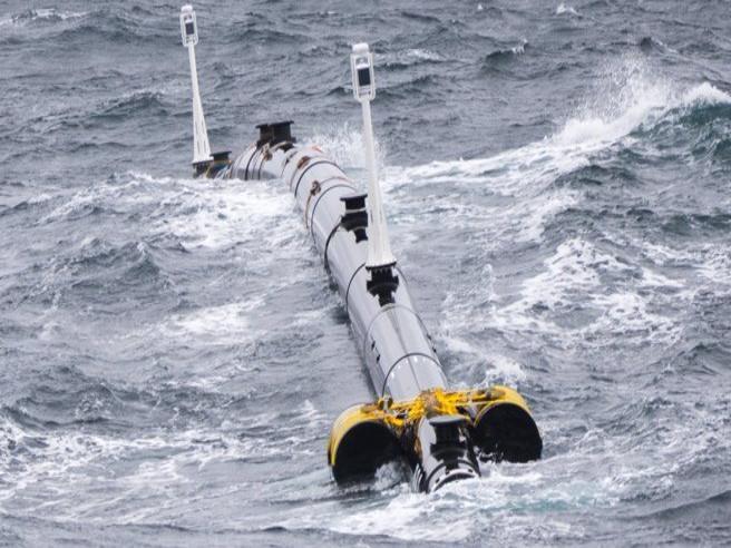 È partita la prima rivoluzionaria macchina che pulirà gli oceani dalla plastica
