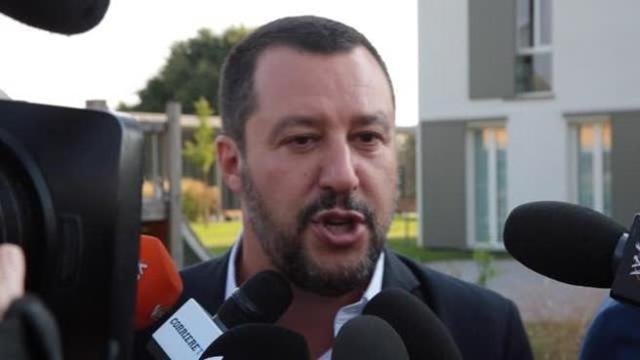 """Salvini si schiera contro l'Onu: """"Nessuna violazione dei diritti umani"""""""