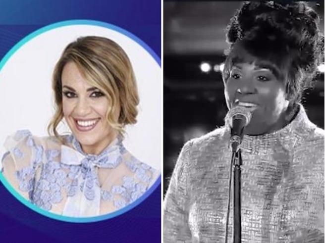 «Tale e quale show», Roberta Bonanno diventa Aretha Franklin e Luxuria piange