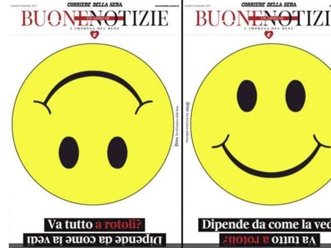 «Buone notizie», il giornale  dedicato all'Italia solidale c