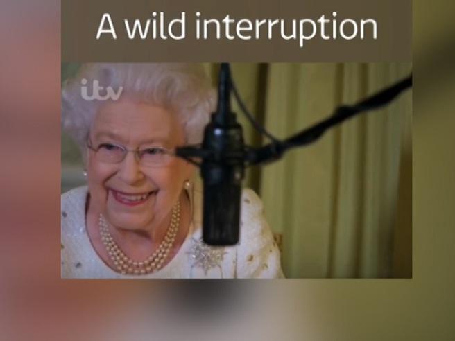 Londra, siparietto tra la Regina Elisabetta e un fonico