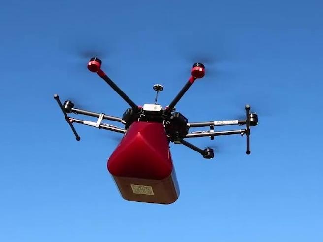 Oggi decolla il drone che salva la vita: porta sangue, medicine e organi tra ospedali - Il video