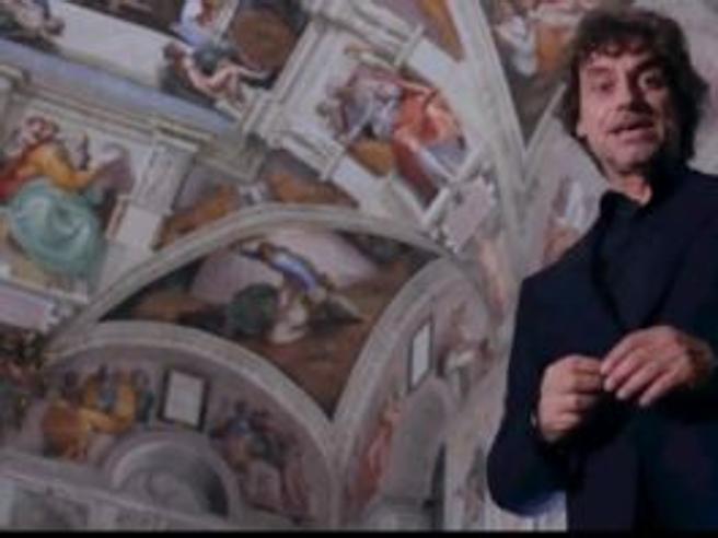L'Osservatore romano boccia Alberto Angela: «Troppi errori sulla Cappella Sistina»
