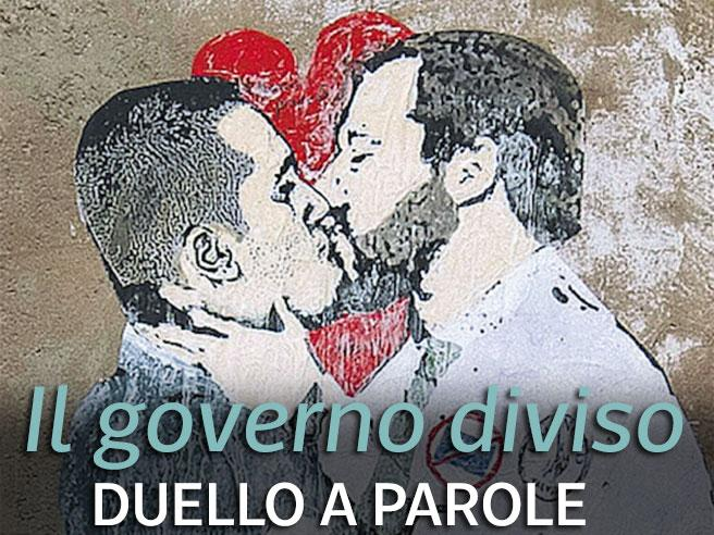 Frasi Con La Parola Credenza : Salvini e di maio la storia della manina le