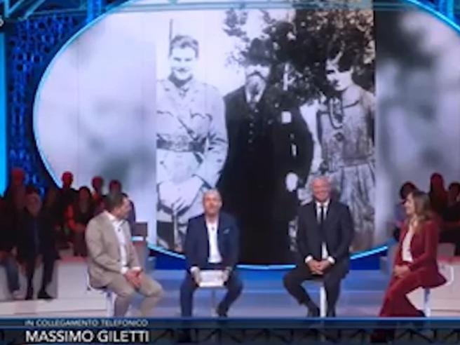 Giletti telefona in diretta a Gramellini: «Quando Hemingway si innamorò di mia nonna»